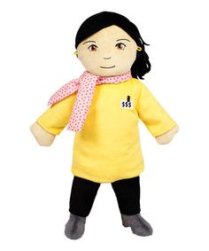 This Business Woman Indira Plush Toy by Hape Toys is perfect! Puppets For Kids, Hand Puppets, Hape Toys, Different Careers, Puppet Show, Play To Learn, Finding Joy, Business Women, How To Introduce Yourself