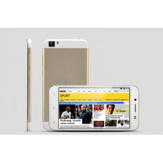 ZOPO ZP1000 Octa Core Phone - 5 Inch HD 1280x720 Screen, 3G, MTK6592 1.7GHz CPU, 16GB ROM, 14MP Camera, Android 4.2 OS (Gold) - ChinaBootik #ZOPO #smartphone #androidphone #bitcoin