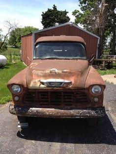 1955 Chevy Panel Truck