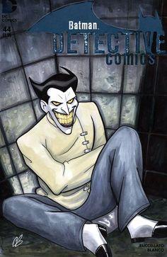 The Joker in Arkham - Chris Butler