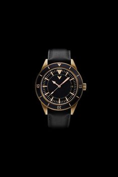 Mori 300m Brass Diver M-1V (Preorder) – Ventus Watches