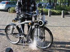 Utility Cycling Technology: Bio-Diesel and Steam power