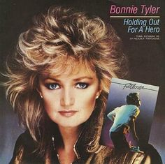 """Bonnie Tyler - """"Holding Out For A Hero"""" - from the Footloose soundtrack album (1985)"""