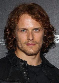 Sam Heughan #Outlander That's our Jamie!