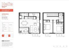 1 35 Terrace Street New Farm Qld 4005 Floorplan