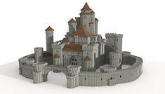 Sandstone Mansion Minecraft Project