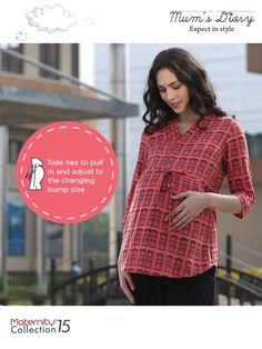 Welcome your new avatar in style with our #Maternity collection now available on http://mumsdiary.in/