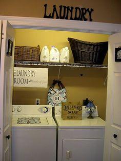 decor, the doors, closets, laundry area, laundry closet, laundry rooms, hous, laundri room, laundri closet