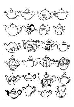 Tea Party – NaNé Art & Prints