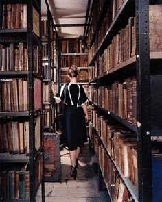 Hitchcock Librarian