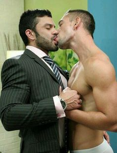 Rogan Richards and Dani Demon
