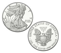 2015 American Eagle Silver Coin Congratulations Gifts