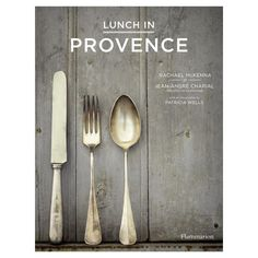 'Lunch in Provence' Entertaining Book.
