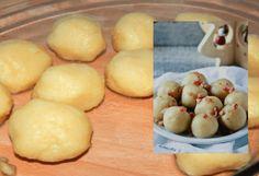 Výborné knedličky bez múky a vajec: Recept mám od tetušky z Oravy! Dumplings, Side Dishes, Food And Drink, Potatoes, Gluten Free, Pudding, Bread, Menu, Fruit