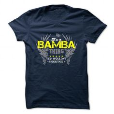 awesome Team BAMBA Lifetime Member