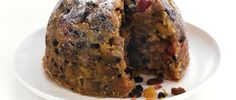 The best family recipe for Christmas pudding. Steamed in the microwave this easy, freeze-ahead festive pudding takes only 40 minutes to make.