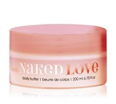 #mark #NakedLove Body Butter - Fresh and clean notes of apricot nectar, white peaches, velvet freesia and skin musk. Our uber-rich formula not only has a silky feeling on the skin, it also melts right in, leaving skin looking moisturized and feeling super-pampered. www-youravon.com/gkuper