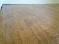 Paper floors. Made to look like rustic plank floor. Out of all the paper floors I have done ,this is my favorite.