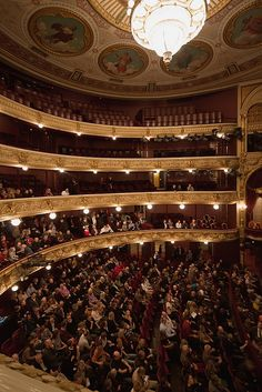 The Old Stage ~ is a name used to refer to the original Royal Danish Theatre built in 1874 located on Kongens Nytorv. The performing arts institution of Denmark was founded in 1748, first serving as the theatre of the king, and then as the theatre of the country.
