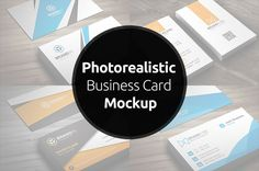 125+ Free Creative Business Card Mockup PSD Templates