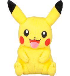 POKÉMON plysjfigur Pikachu