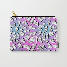 Check out society6curated.com for more! I am a part of the society6 curators program and each purchase through these links will help out myself and other artists. Thanks for looking! @society6 #abstract #abstraction #bag #pouch #totebag #accessory #accessories #fashion #style #women #men #cool #cute #small #nice #fun #gift #idea #buy #shop #shopping #sale #beautiful #pretty #beauty #petals #buyart #artforsale #memphis #pattern #shapes #red #pink #blue #white #black #retro #retrovibes #vibes…