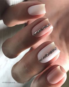 Easy Spring Nail Designs Ideas You Are Loving 2019 Every girl loves beautiful nails, and nails are the first thing we notice each other. Therefore, we need to take good care of them. we collected beautiful spring nail designs for girls who love be. Nude Nails, White Nails, My Nails, Dark Nails, Short Nail Designs, Nail Designs Spring, Nail Polish Designs, Acrylic Nail Designs, Nails Design
