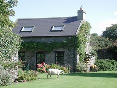 Rock cottage in Ireland #homeaway