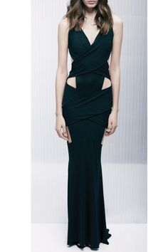 Black Cut Out Dress from Alexandre Vauthier AW15/16.  http://www.precouture.com/en/3-fashion-designers-clothing-eshop#/designer-alexandre_vauthier