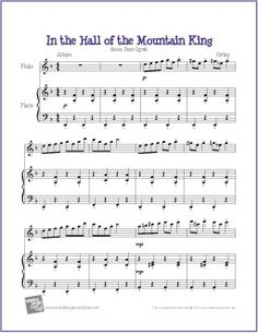 Music on pinterest flute free sheet music and carol of the bells