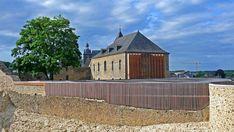 (Bois) Réhabilitation Musée Archéologique - Philippe MADEC architecture -  2003-2008