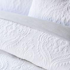 Mercer + Reid Abbey Coverlet, coverlets, bedspreads