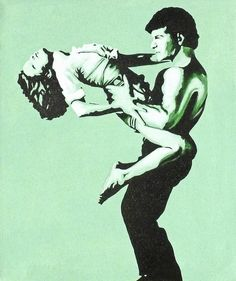 Dirty Dancing Painting