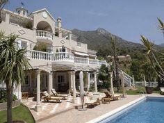 Luxury Villa for Sale in Marbella, Costa del Sol, Spain. CLICK ON IMAGE FOR INFO & PRICE.