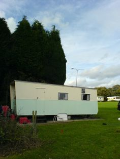 Our caravan is lovely but needs attention - can you help? Caravan Sites, Vintage Trailers For Sale, Caravan Holiday, Old Campers, Vintage Caravans, Van Camping, Mobile Homes, Airstream, Glamping
