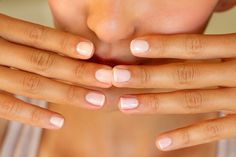 The goal of regular manicures is to maintain healthy nails and skin. Although your nails may look pristine, cracked cuticles and peeling skin can leave you with an unsightly problem. Peeling Cuticles, Peeling Nails, Nail Saloon, Chemical Skin Peel, Lotion For Dry Skin, Nail Cuticle, Nail Time, Flaky Skin