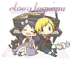 Cloe's Requiem - Cats and Concertos Cloe & Michel