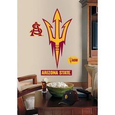 Arizona State University Giant Peel and Stick Wall Decals