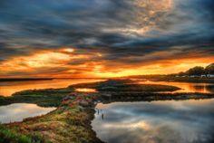 Photo Tavira - Sunset by Luis Pereira on 500px