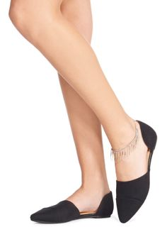 Suddenly super into anklets for no reason? love this dainty one from justfab