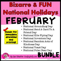 How To Boost Staff Morale with Bizarre and FUN National Holidays | Lead Joyfully Senior Games, Senior Activities, Work Activities, Winter Activities, National Toast Day, Staff Morale, Employee Morale, Teacher Morale, Bond