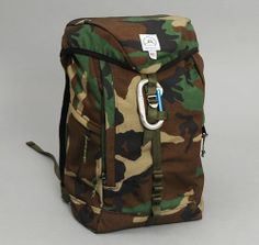 CAMO COOL_climber's backpack_epperson