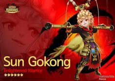 Sun Gokong ramaikan update terbaru dari game mobile Seven Knight! Yuk intip keseruannya disini
