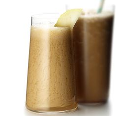 For a quick metabolism boost, blend up this calorie-burning green tea smoothie. It's richer and more filling than a cup of hot green tea. Plus, it's flavored with tasty ingredients like lemon, agave nectar, and cayenne pepper. Get the recipe: Spiced Green Tea Smoothie   Health.com