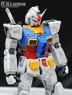 Ghost is back with his fresh work on the old kit PG RX-78-02 First Gundam by Ghost  recently appeared on modelers-g. A high detailed wor...