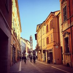 Glimpses of sun in Faenza - Instagram by the_w_agency