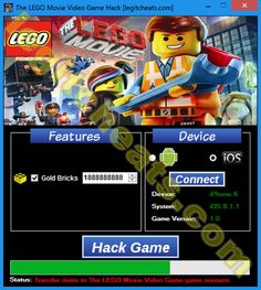 https://legitcheats.com/lego-movie-video-game-hack-gold-bricks/  #TheLegoMovieVideoGame Hack Unlimited Gold Bricks. Download now and be the best player!