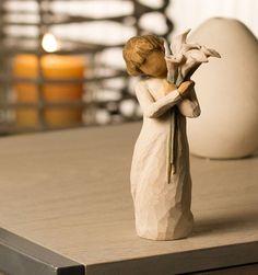 WillowTree Beautiful Wishes Figurine