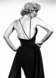 Marilyn Monroe in costume tests for Gentlemen Prefer Blondes, 1953