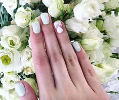 white and mint